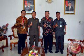 Gubernur Pastika Dukung Pelaksanaan Supervisi Pencegahan Korupsi
