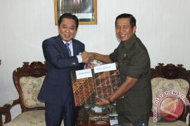 Pemprov Bali Teken Kerja Sama dengan Toyama Jepang