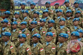 427 Prajurit Batalyon Infanteri Raider Diberangkatkan Ke Lebanon