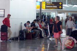 Kedatangan Penumpang Internasional di Bali Meningkat