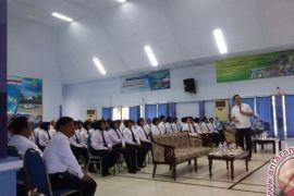 Mahasiswa Politeknik Kelautan Jembrana Mendapat Pembekalan