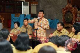 Sekda Denpasar Inspeksi ke Dinas Pemberdayaan