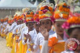Objek Wisata Klungkung Tetap Ramai Dikunjungi Wisatawan