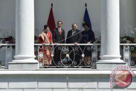 Jokowi Terima Kunjungan Resmi Presiden Nauru