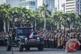 Presiden Jokowi Jadi Inspektur Apel Kebangsaan FKPPI