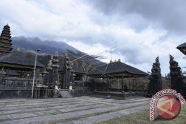Wagub Bali minta manajemen Besakih koordinasi PVMBG