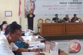 KPU Bali targetkan pencocokan 50 ribu pemilih