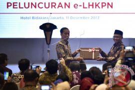 Presiden Jokowi: Indonesia Negara Paling Aktif Tangani Korupsi