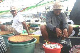 Hujan, Tangkapan Ikan Nelayan Jembrana Turun