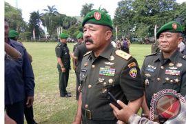 Pangdam Udayana Ingatkan Prajurit Netral Jelang Pilkada 2018