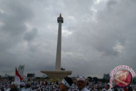 Indonesia Holds Biggest Pro-Palestine Rally In Jakarta