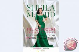Sheila Majid Siap Hibur Penggemar di Indonesia