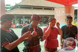 Akhir Tahun, Coca-Cola Adakan Pengobatan Mata Gratis di Bali