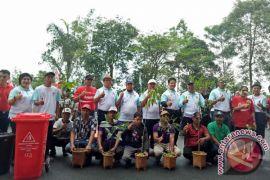 CCAI Tanam Pohon Bersama Masyarakat Desa Sulangai-Badung