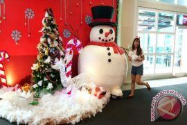 Bandara Ngurah Rai Suguhkan Hiburan Bernuansa Natal