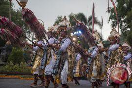 Dishub Denpasar sterilkan kawasan Denfest 2017