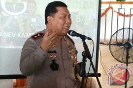 Jelang pilkada, Kapolda Bali pimpin sertijab Wakapolda-Kapolres