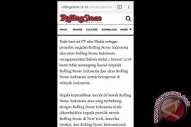 Majalah musik Rolling Stone Indonesia umumkan perpisahan