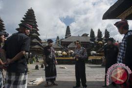 Dprd Harapkan Siaga Evakuasi Wisatawan Kunjungi Besakih