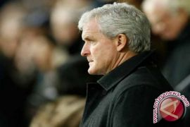Stoke City ditekuk Newcastle 0-1
