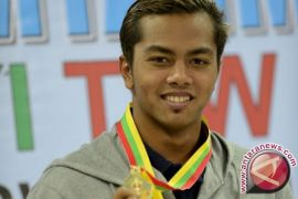 Awaiting Indonesian swimmers' training center for Asian Games