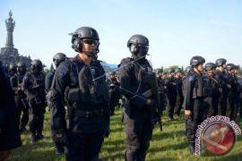 Polda Bali siagakan 2.888 personel untuk pengamanan Pemilu