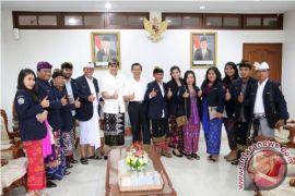 Gubernur Pastika dukung Rakernas Karang Taruna Se-Indonesia