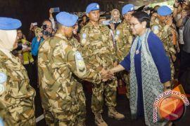 Menlu: Pasukan perdamaian salah satu aset diplomasi Indonesia