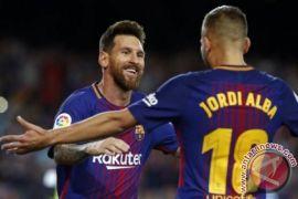 Barcelona gilas Levante 3-0