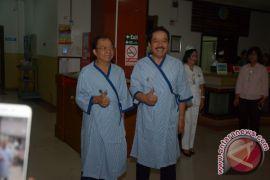 18 Dokter periksa kesehatan calon peserta Pilkada Bali (video)