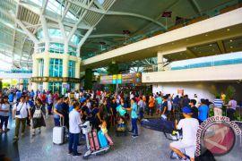 Penumpang Internasional Bandara Bali Tumbuh 17,4 Persen