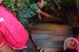 Tanah Longsor di Candikuning Tabanan, Dua Orang Tewas