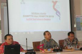 ISI Denpasar Siap Laksanakan SNMPTN 2018