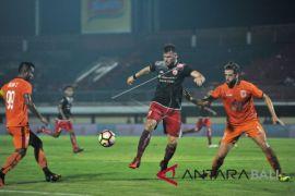 Tim Persija Jakarta menang 2-0 lawan Borneo FC