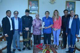 Investor Arab Saudi jajaki pengelolaan sampah Bali
