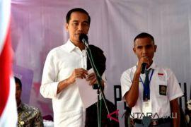 Presiden Jokowi janji tak anak tirikan daerah