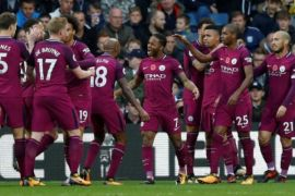 Manchester City taklukkan Cardiff 2-0