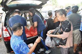 Pemkab Badung gelar operasi pasar beras di Kuta