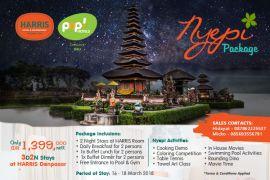 Nyepi, HARRIS-POP! Hotels & Conventions Denpasar suguhkan beragam kegiatan