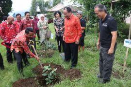 Bupati Bangli-Lampung Barat Berbagi Pengalaman Olah Kopi
