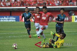 Bali United tak gentar hadapi Sriwijaya FC