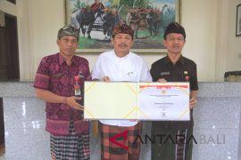 Kinerja instansi Pemkab Jembrana mendapat penghargaan