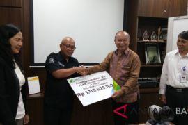 BPJS Denpasar bayarkan klaim kecelakaan pekerja Rp1,1 miliar