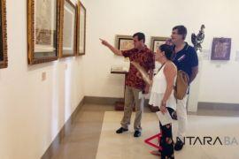 Dubes mancanegara kunjungi Museum Pasifika Nusa Dua (video)