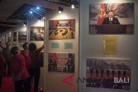 Konjen China pamerkan foto diplomasi-pembangunan