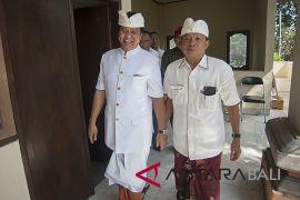Penetapan Cagub-Cawagub Bali