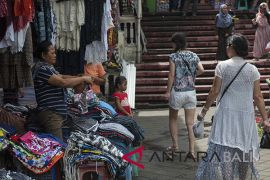 Ekspor pakaian Bali naik