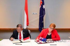 Indonesia-Australia perpanjang kerja sama pertahanan