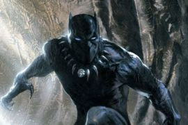 Film Black Panther cetak rekor pendapatan box office