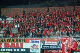 Suporter Bali United akan dikawal menuju dan pulang dari Jakarta